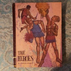 The Heros - Vintage hardback